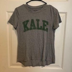 Tops - Kale T Shirt
